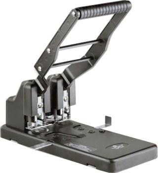 Original Kangaro HDP-2320 Heavy Duty 2-Hole Paper Punch 290 Sheets at one Punch