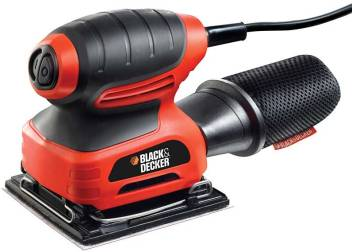 Black & Decker KA400 1/4 Sheet Sander