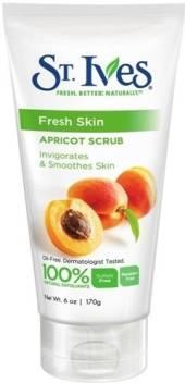 St. Ives Fresh Skin Scrub (170 ml)