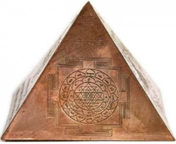 Acs Copper Pyramid - Top Printed 4 5