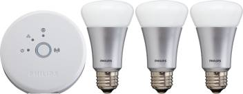 Philips Hue Starter Kit (With Bridge) Smart Bulb