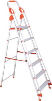 Bathla Baby 5 Step Aluminium Ladder Price In India Buy Bathla Baby 5 Step Aluminium Ladder Online At Flipkart Com