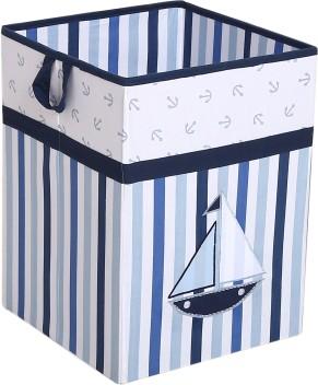 Bacati Little Sailor Hamper