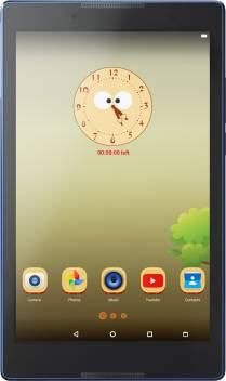 Lenovo Tab 3 16 GB 8 inch with Wi-Fi Only Tablet (Black)