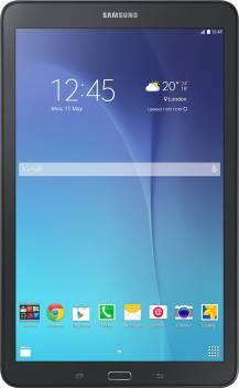 Samsung Galaxy Tab E 8 GB 9 6 inch with Wi-Fi+3G Tablet (Metallic Black)