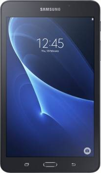 Samsung Galaxy J Max 8 GB 7 inch with Wi-Fi+4G Tablet (Black)