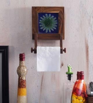 Unravel India Wood Toilet Paper Holder Price In India Buy Unravel India Wood Toilet Paper Holder Online At Flipkart Com