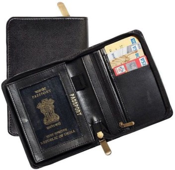 Christmas Kitchen 1 Leather Passport Wallet for Passport Holder for Safe Trip durable Easy to Carry