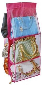 Everyday Desire Women's Purse Hanger & Purse Organiser Pink - Price in  India | Flipkart.com