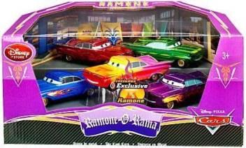 Disney Pixar Cars Movie Exclusive 1 43 Die Cast Car 5 Piece Set