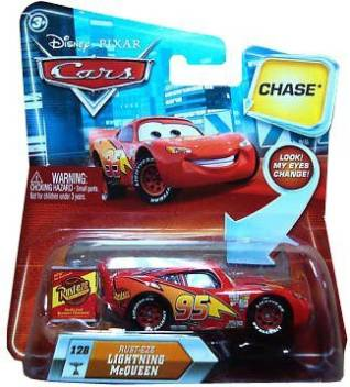 Disney Pixar Cars Movie 155 Die Cast Car With Lenticular Eyes