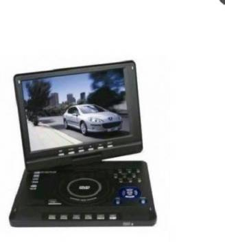 Portable 7 8inch TFT DVD Player With TV Tuner & 3d 7 8 inch DVD Player