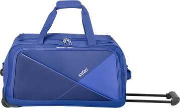 Safari 55 inch PRET 55 Navy  RDFL Duffel Strolley Bag