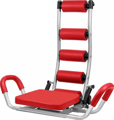 Imported Ab Rocket Twister Ab Exerciser(Red)  available at flipkart for Rs.2999
