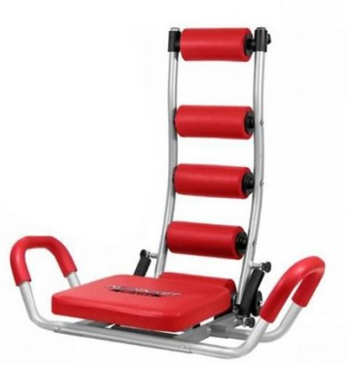 Protoner Ab Rocket Twister Ab Exerciser(Red)  available at flipkart for Rs.2480