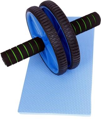Metro Sports Solid Ab Exerciser Blue, Black