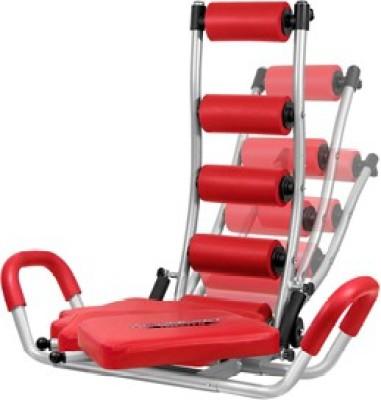 Telebrands ART001 Ab Exerciser Red, Black Telebrands Ab Exercisers