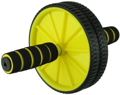 Spartan Dual Wheel Ab Exerciser Green, Yellow Spartan Ab Exercisers