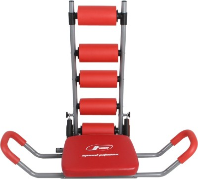 Speed Ab Rocket Twister With Excercise Dvd And Low-Calorie Meal Plan Ab Exerciser(Red)  available at flipkart for Rs.2430