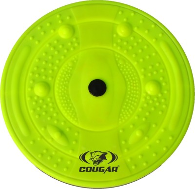 Cougar Twister Ab Exerciser(Yellow, Black)