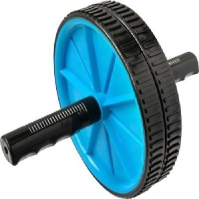 BLT Fitness Roller Ab Exerciser(Black, Blue)