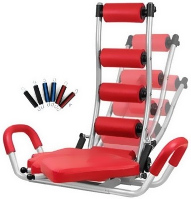 Kobo Rocket Twister Ab Exerciser(Silver, Red)  available at flipkart for Rs.1949