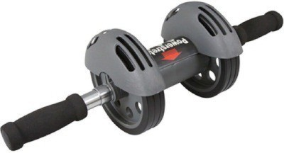 Mayatra's Fitness Power Stretch Roller Ab Exerciser Black, Grey Mayatra's Ab Exercisers