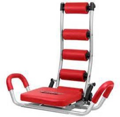 Viaan Stay Fit Twister Rocket Ab Exerciser(Red)  available at flipkart for Rs.2199