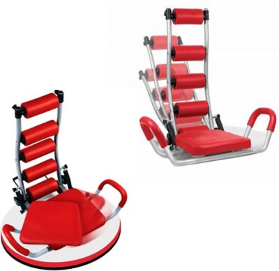 ABS ROCKET TWISTER MULTI PURPOSE Ab Exerciser(Red, Black)  available at flipkart for Rs.2384