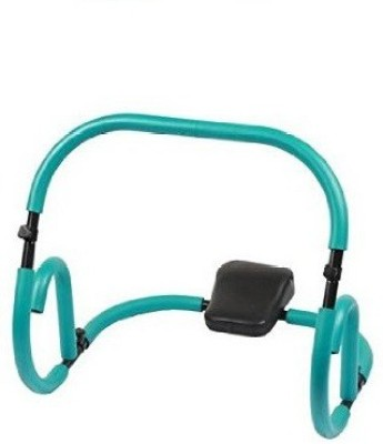 IBS Green Cruncher Crunches Rocket Twister Total Zone Flex Wonder Six Pack Abs Maha Fitness Pump Roller Bodi Pro Slider Power Strecher Tummy Trimmer Ab Exerciser(Green)  available at flipkart for Rs.1798