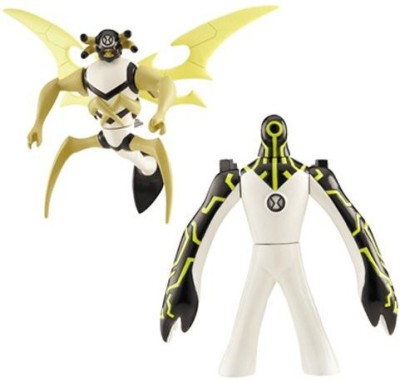 Ben 10 (Ten) Alien Creation Chamber Mini 2Pack Upgrade And Stinkfly(Multicolor)