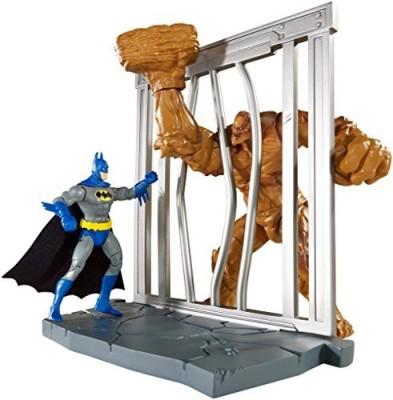 Mattel DC Comics Multiverse 4-Inch Classic Comic Skin Batman and Clayface Figure 2-Pack(Multicolor) Flipkart