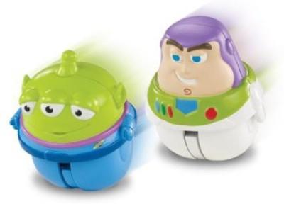 Mattel Disney Pixar Story Zing'Ems Hero Buzz Lightyear & Alien(Multicolor)  available at flipkart for Rs.2704