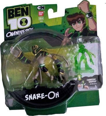 Ben 10 Snare-oh