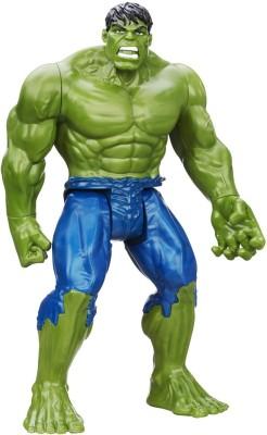 Funskool Avengers Titan Hero Hulk(Green)