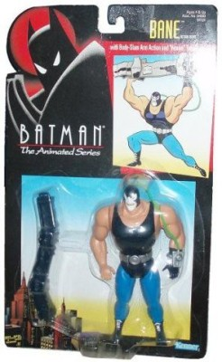 Batman 1994 The Animated Series 6 Inch Tall Villain Bane(Multicolor)