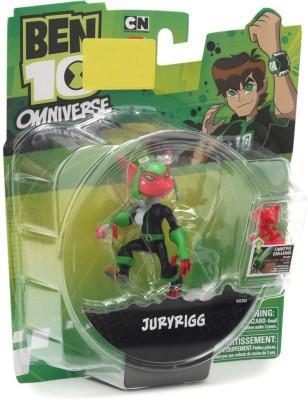Ben 10 Juryrigg with Micro Figure