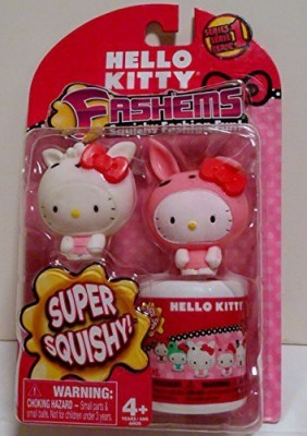 Hello Kitty Fash'Ems (Styles May Vary)(Multicolor)