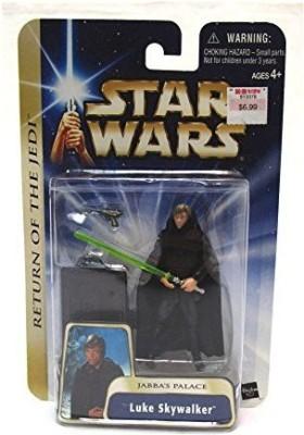 Star Wars Episode 2 > Luke Skywalker (Jedi Knight) Action Figure(Multicolor) at flipkart