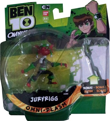 Ben 10 Fusion Juryrigg with Accessory
