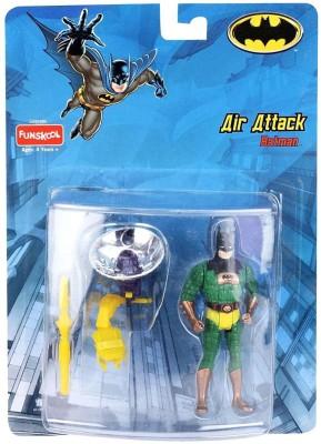 Funskool Air Attack Batman Toy(Multicolor)