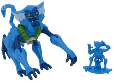 Ben 10 Ultimate Alien Spidermonkey(Blue)