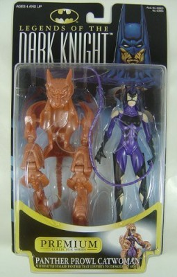 Batman Legends Of The Dark Knightpanther Prowl Catwoman(Multicolor)