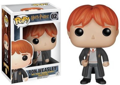 Harry Potter Funko Ron Weasley Action Figure(Multicolor)
