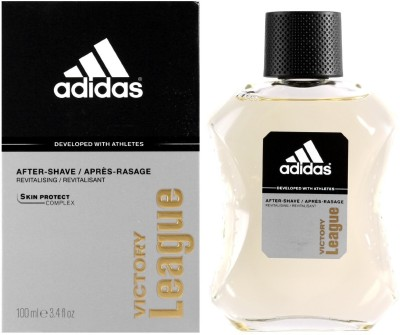 Adidas After Shave Revitalising Skin Protect Complex Victory League(100 ml)  available at flipkart for Rs.695