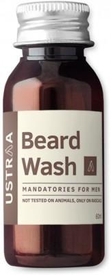 Ustraa by Happily Unmarried Woody Beard Wash 60ml