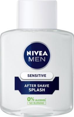 Nivea Men Sensitive Cooling After Shave Splash(99 ml)  available at flipkart for Rs.799