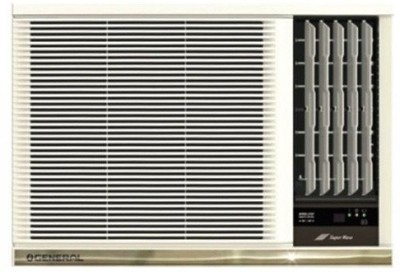 O General 1.5 Ton 2 Star Window AC  - White(AXGT18AATH)