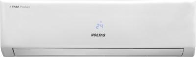 Voltas 1.5 Ton 5 Star BEE Rating 2017 Split AC - White(185 Dyi, Aluminium Condenser) 1