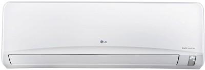 LG 1.5 Ton 3 Star BEE Rating 2017 Split AC  - White(JS-Q18NPXA, Aluminium Condenser)